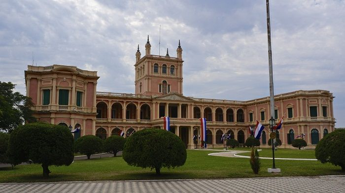10 dream places in Paraguay