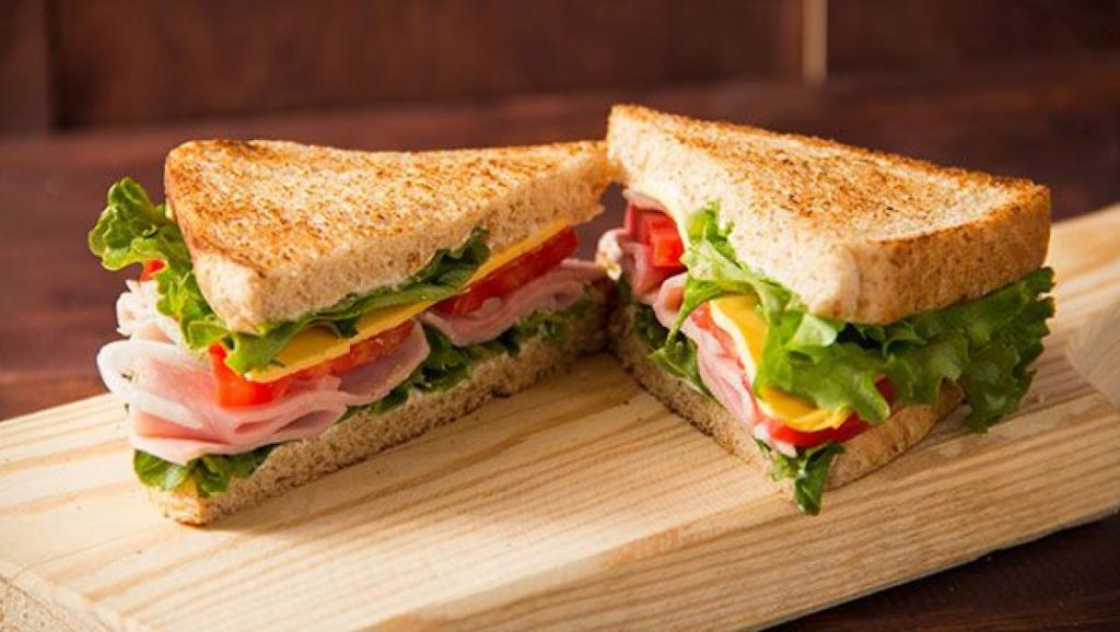 Sandwiches as complete foods