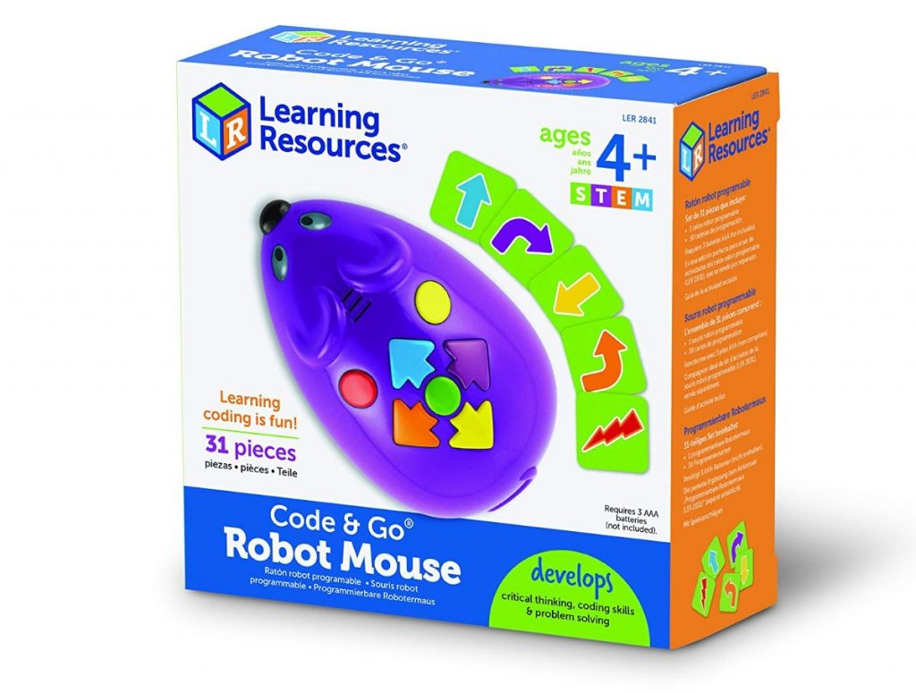 10 best educational and technological toys for kids