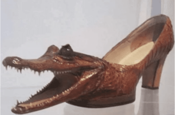 10 quirky shoes that will blow you away