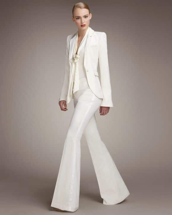 10 great ideas to show off your flared pants