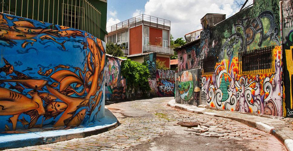 These are the 10 best places to visit in Sao Paulo