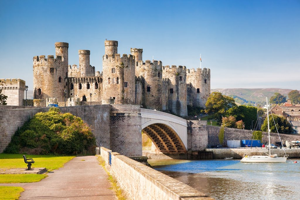 10 surprising places to visit in Wales