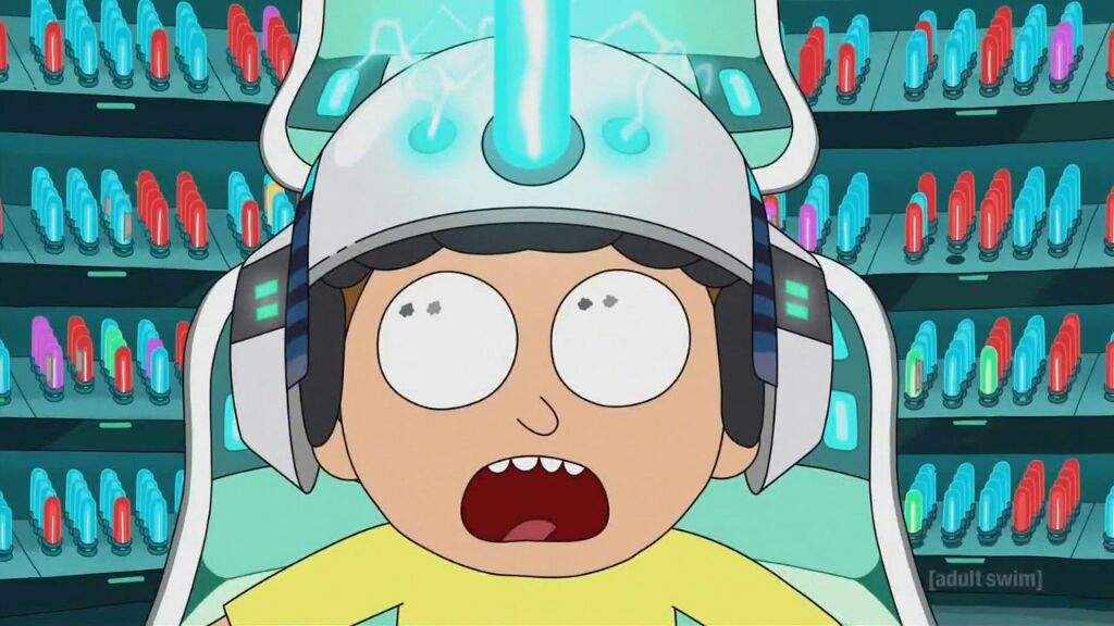 10 epic and dark moments from Rick and Morty