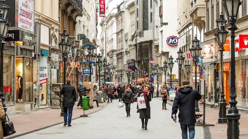 10 best tourist attractions in Budapest