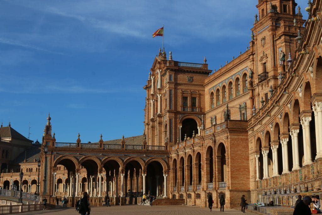 10 wonderful places to visit in Seville