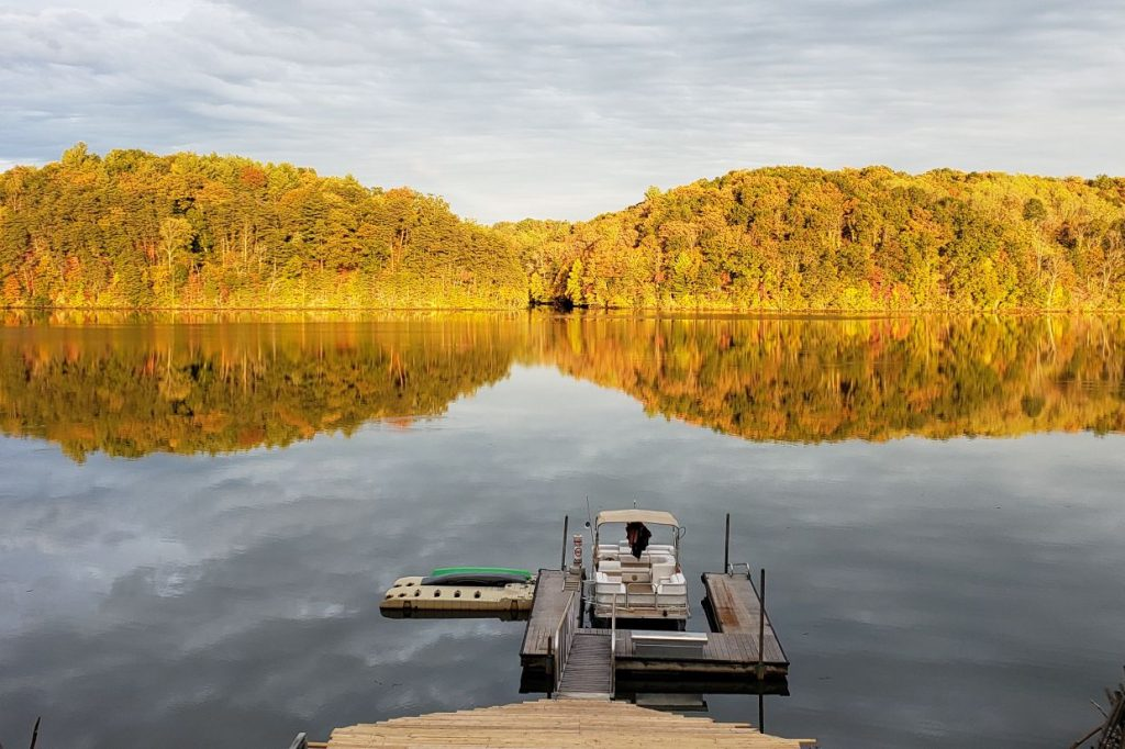 The most amazing lakes in Virginia