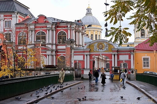 10 attractions of Saint Petersburg that are incomparable